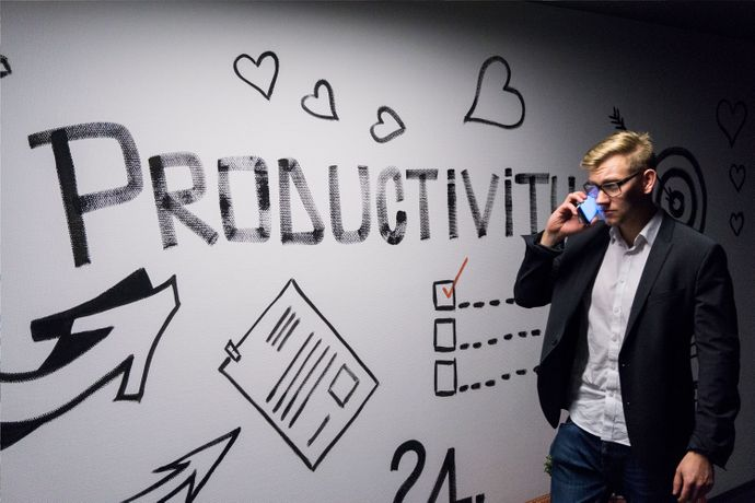 How to be more productive in running business