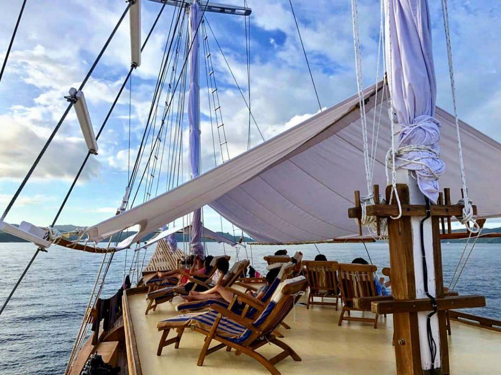 Seven Days of Sailing Trip in Komodo Diving Liveaboard