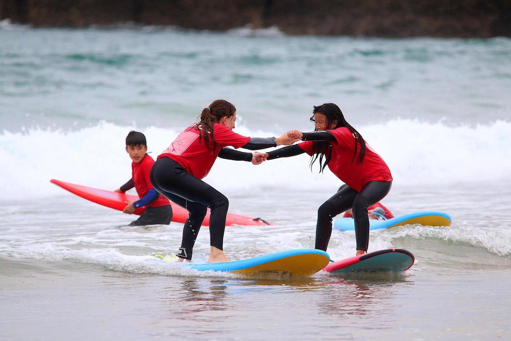 Best Way to Support Your Kids Surf lessons
