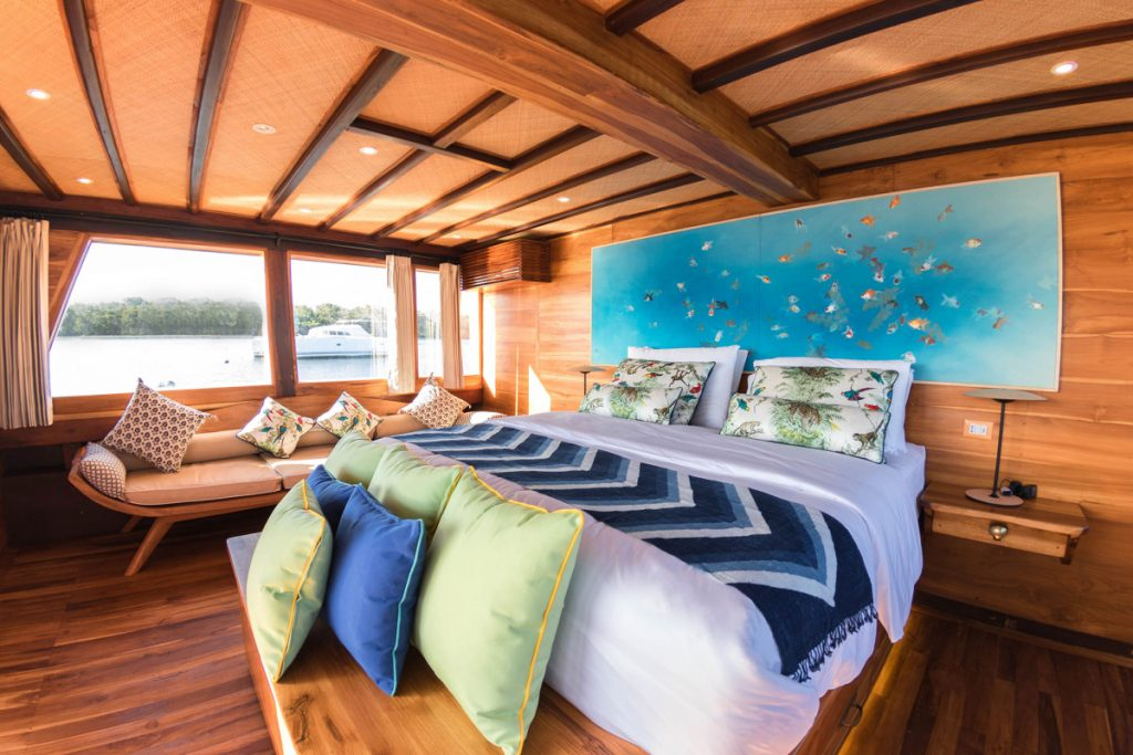 The Best Komodo Liveaboard Feels Even Better than Your Home