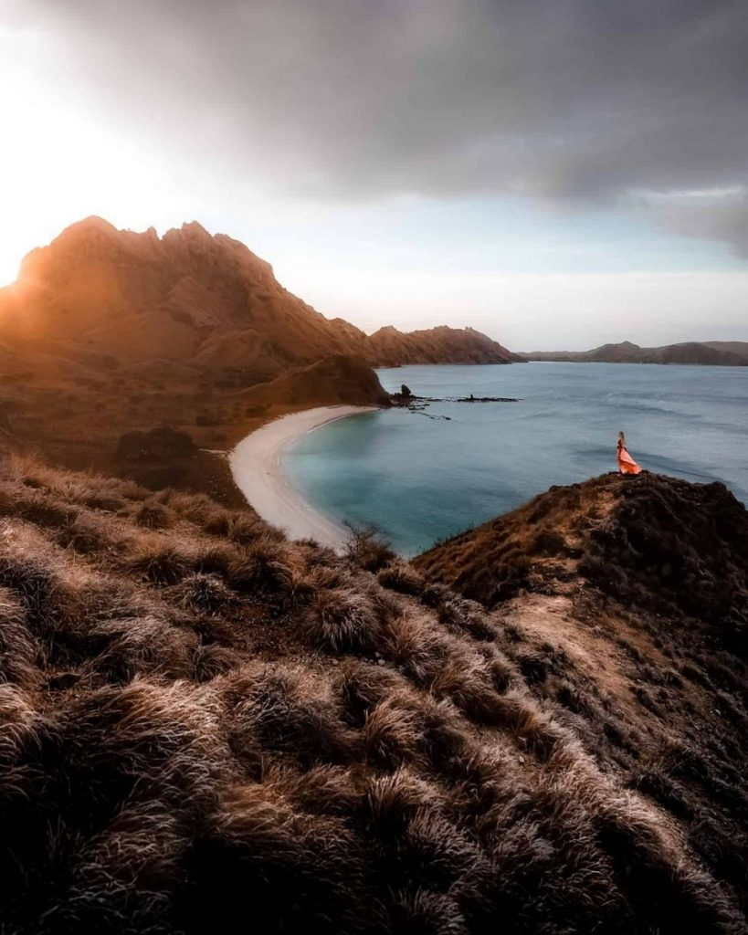The Surreal Exoticism of Padar Island
