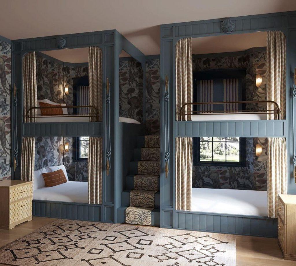 Sleep More with Bunkbeds in the 3 Bedroom Villa Canggu!